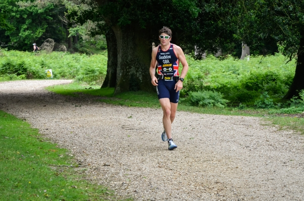 Forestman run