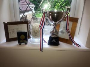 Befdford trophies